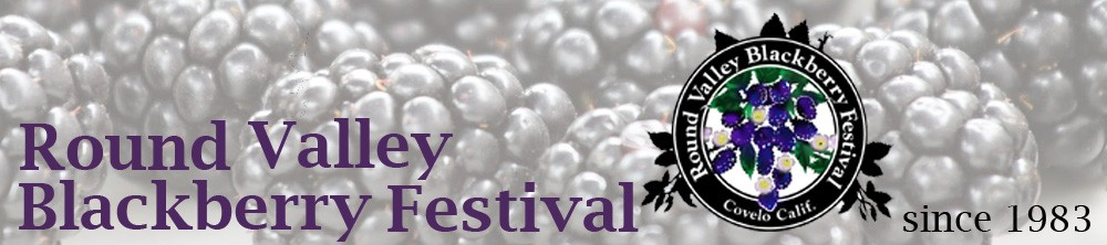 Round Valley Blackberry Festival